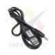 USB кабель зарядки - 2.5мм на USB (1.2м)
