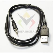 Переходник 3.5 (аудио) на USB (iPod)
