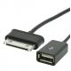 OTG-переходник с Samsung Galaxy Tab\Note (выход) на USB (вход)
