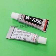 Клей герметик для проклейки тачскринов b-7000 (3мл)