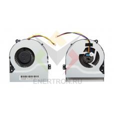 Вентилятор (кулер) для ноутбука Asus X450C, R510C, X550C