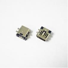 Системный разъем MiniUSB (5 pin, в прорезь платы)