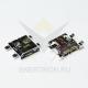 Разъем зарядки Samsung i8160 (microUSB)