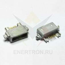 Разъем зарядки Sony Ericsson ST18 / WT19 (microUSB)