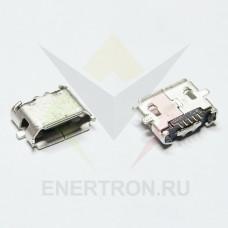 Разъем зарядки Sony Ericsson U5 / x10 (MicroUSB)