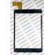 "Тачскрин (сенсорное стекло) 8.0"" FPC-CY785072(C8037)-01 / XF20141105 / HK80DR2498 - 196x131 мм, 36 pin, черный"