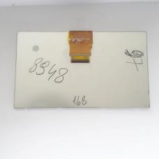 Дисплей xyx1070-50pnl-009 168/97mm 50pin 8948 7