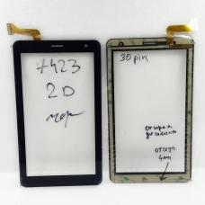 Тачскрин DP070515-F1 черный Digma Optima N7016,N7017,N7018 7423 7 2D края