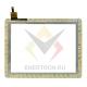 "Тачскрин (сенсорное стекло) 9.7"" Digma iDrQ10 (P/N: QSD E-C97015-01 / PB97DR8355) - 237x185мм - белый"