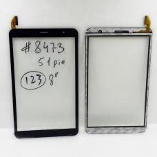 Тачскрин Dexp Ursus S380 3G xc-pg0800-138-fpc-a0 8473 8