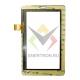 """Тачскрин (сенсорное стекло) 7.0"""" Megafon Login 2 MT3A (P/N: TPC1219 VER1.0) черный"""