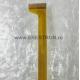 Тачскрин для планшета Irbis TZ104 (10,1'', маркировка шлейфа YJ424FPC-V0, размеры 247*156мм, цвет черный) 6775