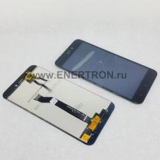 Дисплей Xiaomi Redmi 5A + тачскрин сенсорное стекло (черный)
