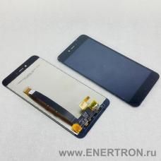 Дисплей Xiaomi Redmi Note 5A + тачскрин (черный)