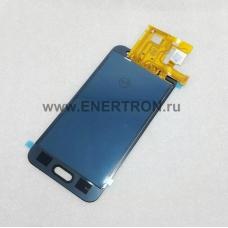Samsung J120F/DS Galaxy J1 (Black) - дисплей в сборе с тачскрином, Big glass 4.5'' копия (яркость регулируется)