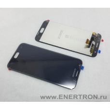 Дисплей с тачскрином Samsung SM-J330F GALAXY J3 (2017) GH96-10969A (Черный) Оригинал
