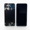 Дисплей в рамке - Самсунг Galaxy A20 отличный смартфон, работающий на платформе Android с 8х ядерным процессором Exynos 7884 1600Mhz