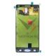 Дисплей (LCD) Samsung SM-A500F GALAXY A5 + тачскрин (сенсорное стекло) - черный модуль (GH97-16679B) - Оригинал