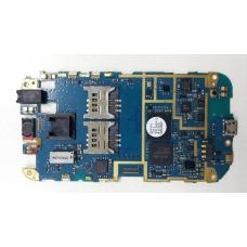 Системная плата для телефона Samsung S6802 Galaxy Ace Duos (непаянная, не включается, греется при зарядке)