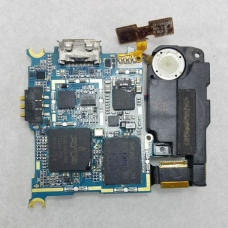 Плата для телефона samsung s5230 сломан сим приемник, не паянная, не рабочая